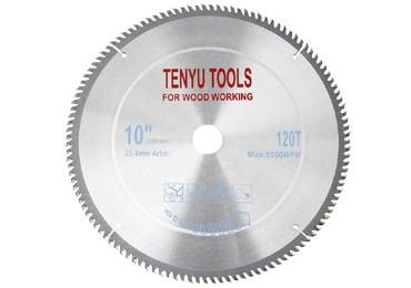 10 Inch 120 Teeth Carbide Circular Wood Saw Blade