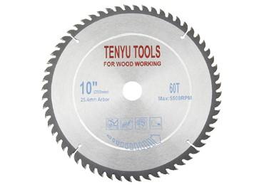 10 Inch 60 Teeth Carbide Wood Circular Saw Blade