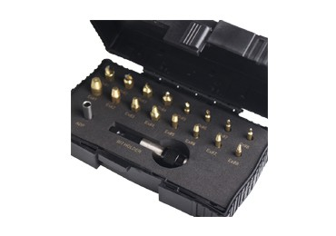 18 PCS Best Stripped Screw Bolt Damaged Extractor Set