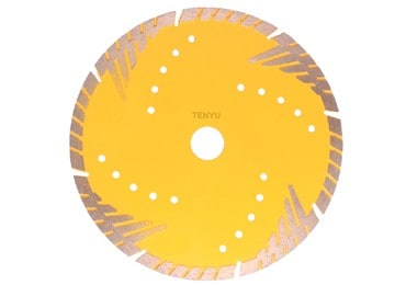 230mm Diamond Saw Blades with Different Patterns
