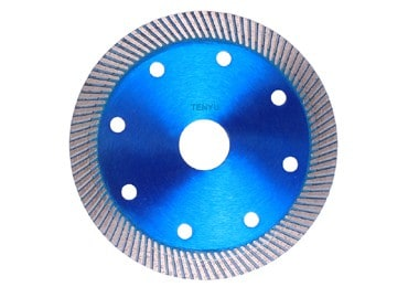 4 Inch 105 mm Turbo Rim Diamond Saw Blade with Attractive Price