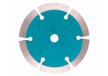 5 Inch Segmented Diamond Saw Blades for Stone Cutting