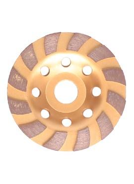 5 inch Diamond segment grinding CUP wheel disc grinder concrete Granite Stone saw blade