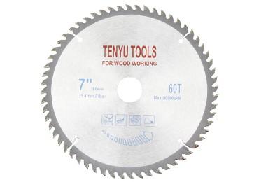 7 Inch 60 Teeth Carbide Wooden Circular Saw Blade