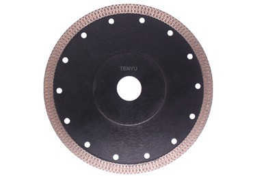 Best Glass Tile Blade with Flange and Fish lace