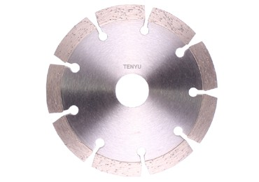 Concrete Diamond Saw Blade for Fast and Smooth Cutting