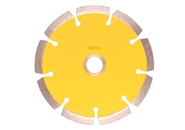 Concrete Diamond Saw Blades with an Inner Hole