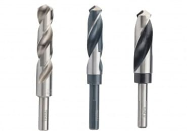 DIN345 HSS M35 Morse Taper Shank Drill Bit for Stainless Steel and Metal Drilling