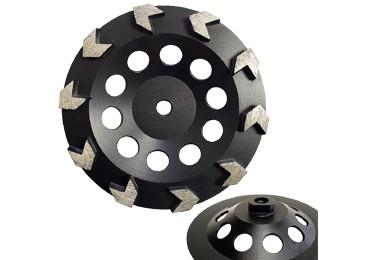 Diamond Grinding Cup Wheel Arrow-Shape