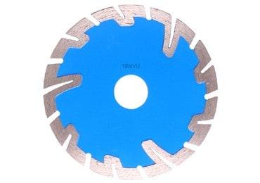 High Quality Diamond Circular Saw Blade for Metal Cutting