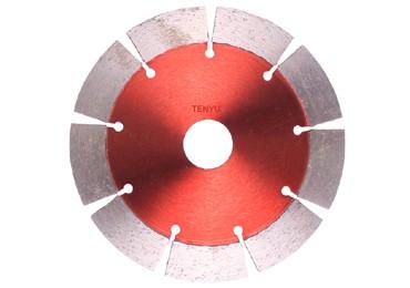 Hot Pressed Dry Cutting Diamond Concrete Blade