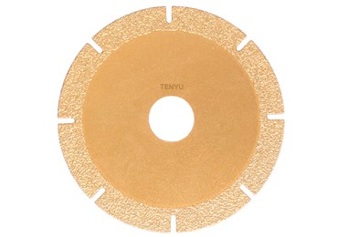 Hot-Pressed Electroplated Diamond Saw Blade for Marble Cutting