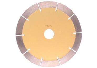 Segmented Rim Diamond Cutting Blades for Added Durability