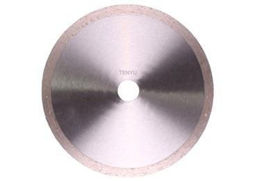 Silver Surface Diamond Cutting Blade for Effortless Cutting