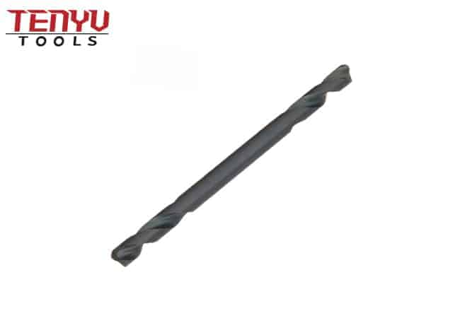 Straight Shank Double Ended Metal Drill Bits
