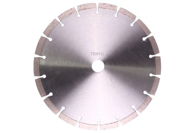 Strong and Durable Diamond Saw Blade for Concrete