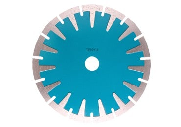 """""""T"""" Shaped Diamond Saw Blades for Marble Cutting"""
