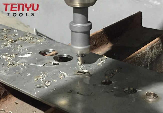 22mm Cutting Depth HSS Hole Saw Cutter for Stainless Steel