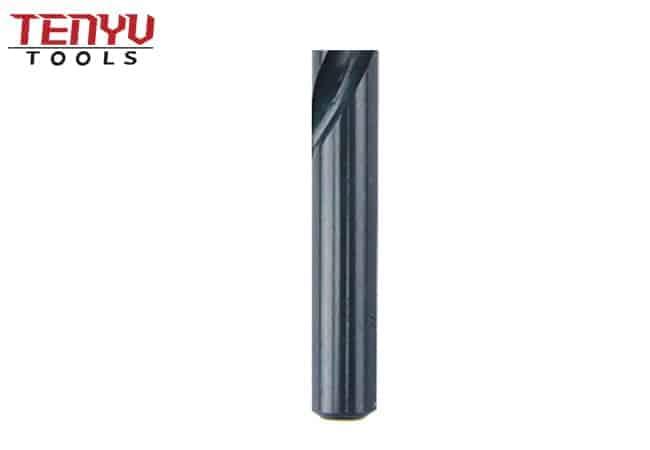 Metal Drilling HSS Metal Drill Bit Black Oxide