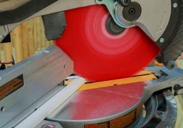 Aluminum Cutting Blade Using