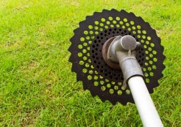 Grass Cutting Blade