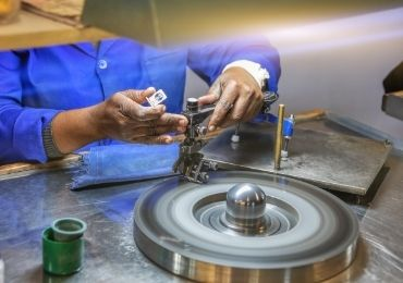 Grinding Wheel Using