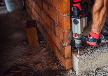 Masonry Drill Bit Use