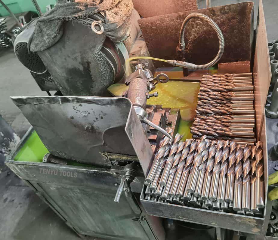 Metal Drill Bit hss