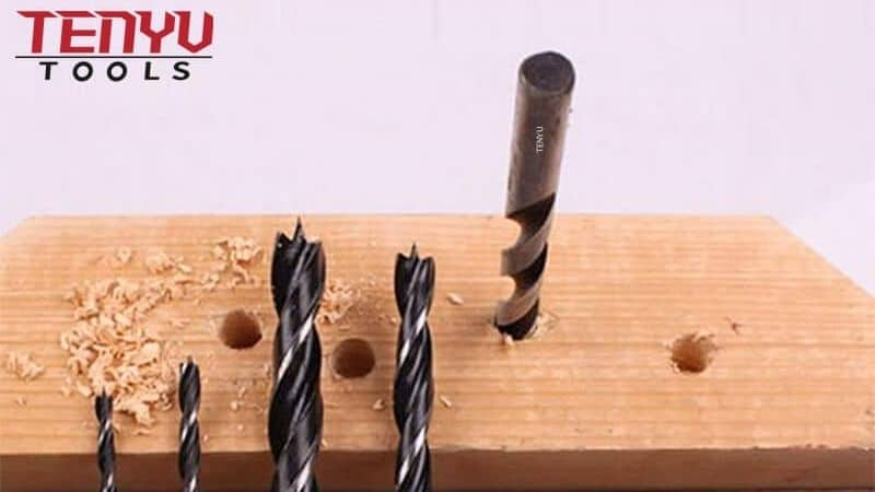 Can You Use a Regular Wood Drill Bit In Place of a Concrete Drill Bit_