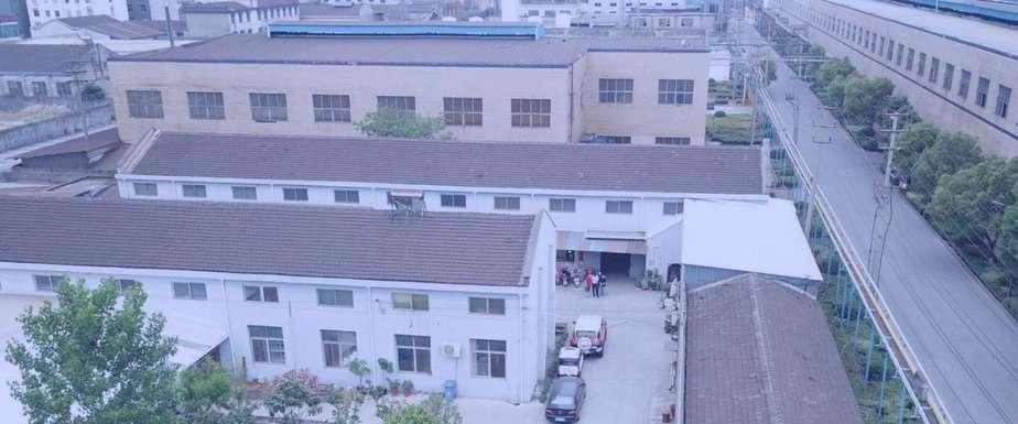 Danyan Tenyu Tools Co., Ltd's manufacturing plant