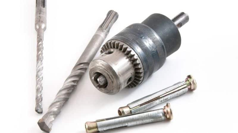 Hammer Drill Bit vs. Normal Drill Bit