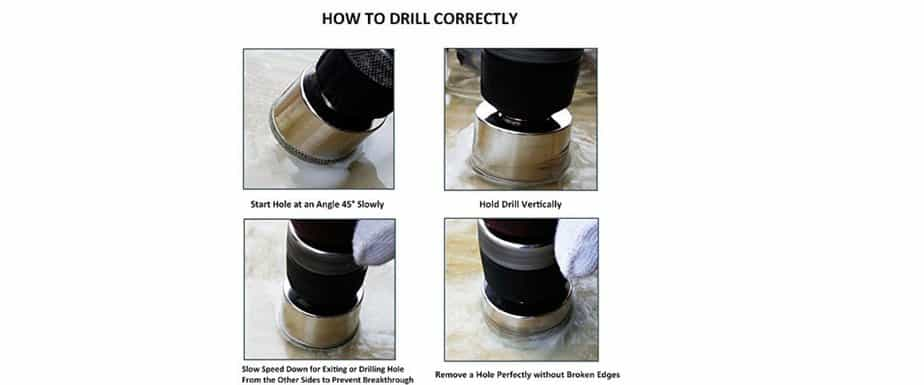 Products Core Drill Bit