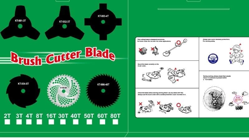 What are the Best Grass Cutting Blades