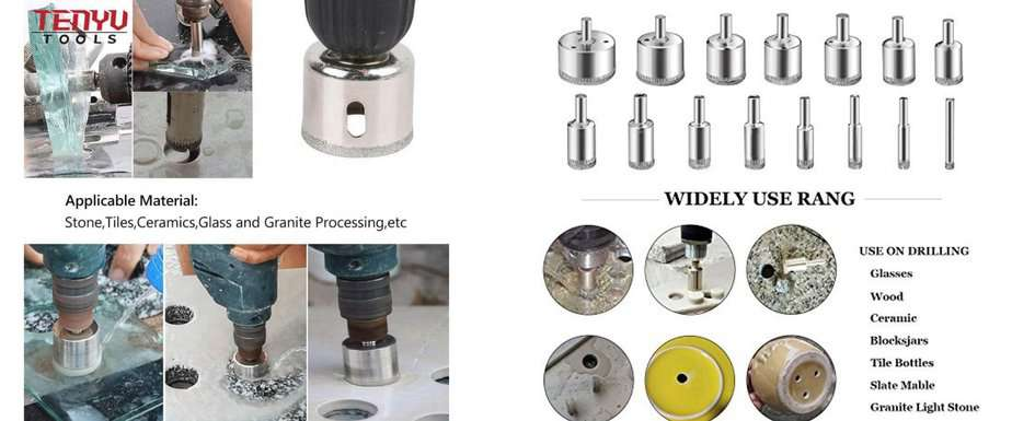 diamond core drill bits manufacturers