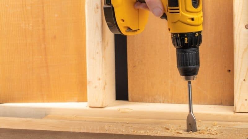 Best Tips on Using a Wood Spade Bit