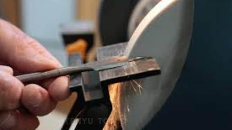 Can You Sharpen a Wood Spade Bit_