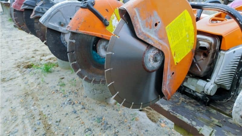 Can You Use a Wood Cutting Blade For Concrete or Metal