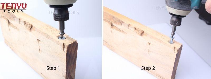 Damaged Screw Remover vs. Screw Extractor