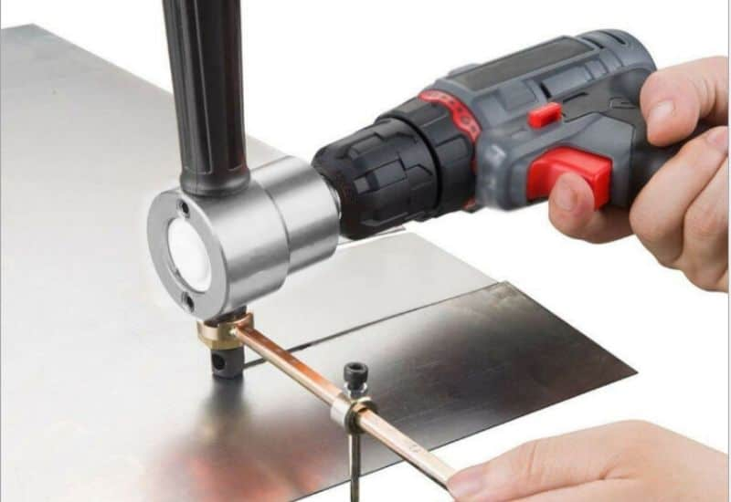 How Do Metal Nibbler Cutters Work_