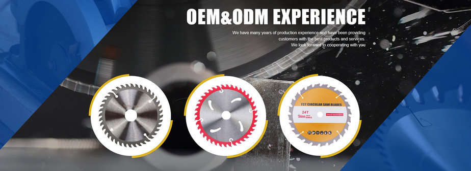 Your Leading Wood Cutting Blade Manufacturer and Supplier